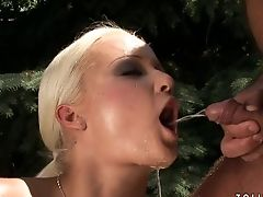 Nubile Blows The Jism Out Of Man Meat