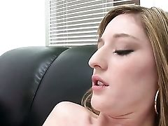 Casana Lei With Bubbly Slave Has Fire In Her Eyes As She Takes Pop Shot On Her Nice Face