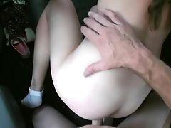 Rear End Fuck In The Car With Kasey Warner