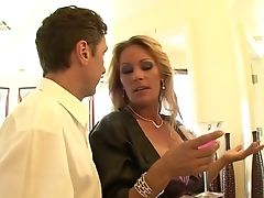 Amazing Pornographic Star Debi Diamond In Exotic Group Lovemaking, Cougar Intercourse Scene