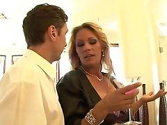 Amazing Pornographic Star Debi Diamond In Exotic Group Lovemaking, Cougar Intercourse Scene