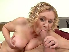 Blonde Just Senses Intense Sexual Desire And Fucks Like Crazy