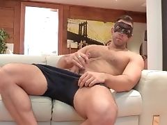 Maskurbate - Big Dick Hunk Prostate Milking His Phat Dick