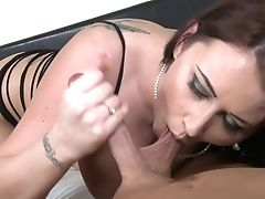Brown-haired With Big Jugs Wants This Cum Shot Bang-out Session To Last Forever