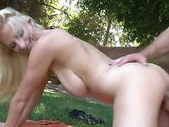 Haley Cummings Lets Man Bang Her Sweet Mouth