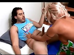 Stepmom & Stepson Affair 47 (i Really Missed You Son)