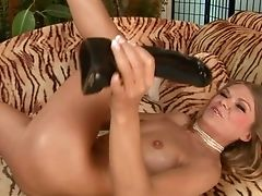 Blonde Lovemaking Kitty Will Make You Drool With Her Killer Bod