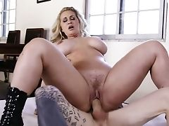 Brilliant Hefty Titted Office Lady Ryan Conner Gets Plowed By Lewd Biker