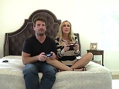Blonde Porn Industry Star Manuel Ferrera Needs Nothing But A Hard Man Meat In Her Muff To Be Blessed