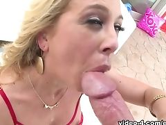 Exotic Sex Industry Stars Mike Adriano, Cherie Deville In Horny Big Rump, Blonde Adult Scene