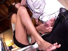 Nubile Lets Dude Shove His Sturdy Snake In Her Mouth