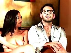 Marcus London Gets Revved On To The Point Of No Come Back By Blonde And Then Bangs Her Muff