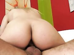 Blonde Makes A Wish Of Never-ending Cock Blowing A Reality