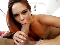 Piercings Rob Diesel Gives It To Lucky Boy And Makes Him Explode