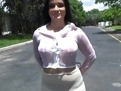 Nikki Lima's Succulent Tits Are Big And Natural